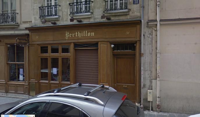 Berthillon Glacerie (foto retirada do Google Maps)