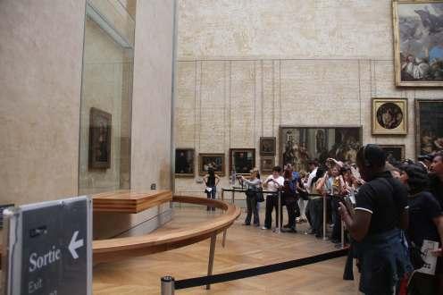 "Quadro ""Mona Lisa"""